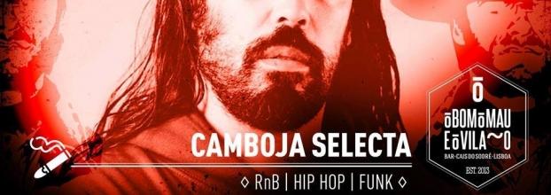 Camboja Selecta | RnB | Hip Hop | Funk