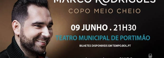 MARCO RODRIGUES - COPO MEIO CHEIO - FADO