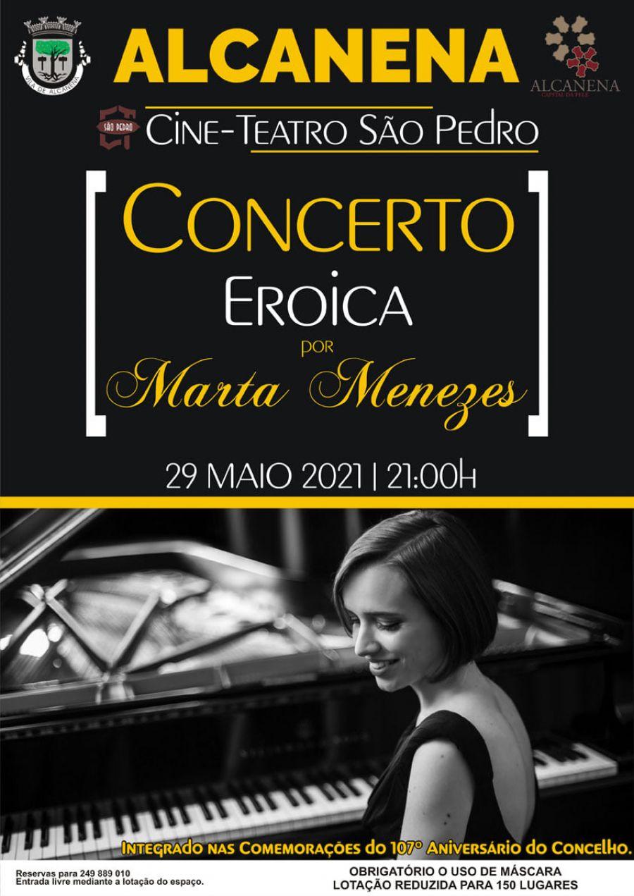 Concerto Eroica, por Marta Menezes