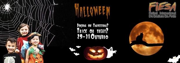Vem festejar o Halloween no FIESA!