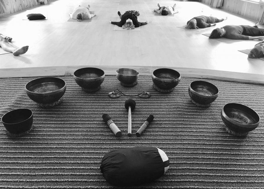 Concerto Meditativo com Taças Tibetanas ॐ