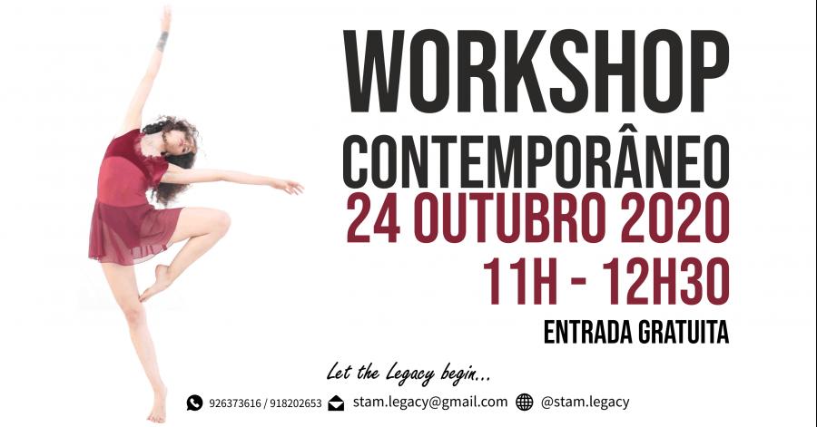 WORKSHOP CONTEMPORÂNEO