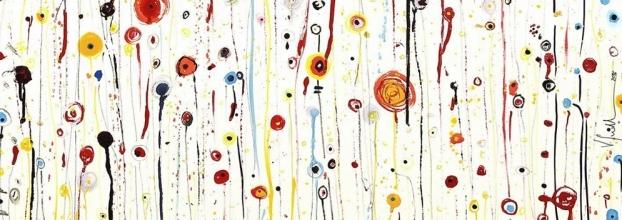 Exposición de pintura 'Origen' de Victoria Guill
