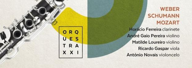 Horácio Ferreira e Solistas da Orquestra XXI