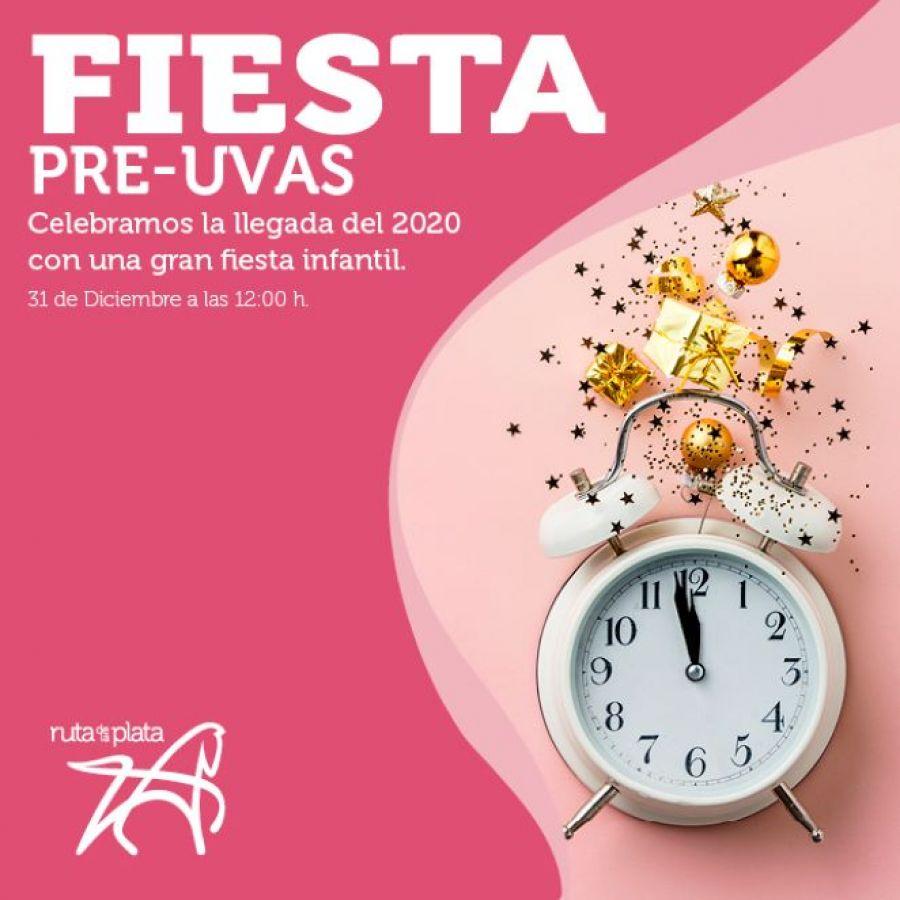 FIESTA PRE-UVAS