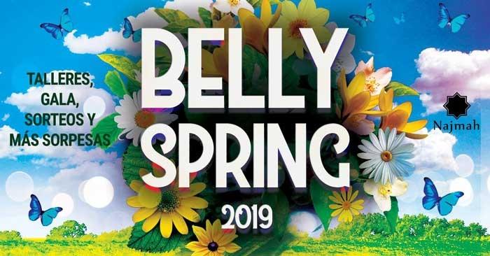 Festival De Danza Oriental Bellyspring 2019