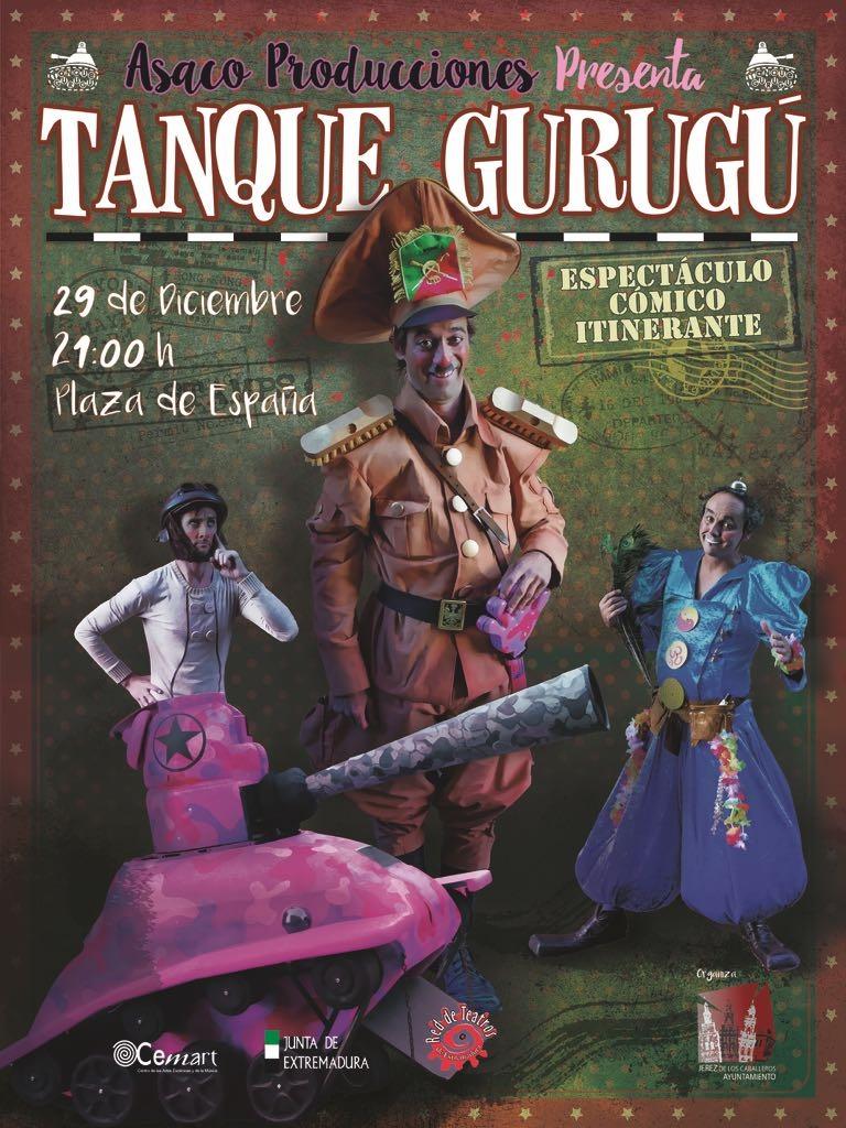 TANQUE GURUGÚ // Asaco Producciones