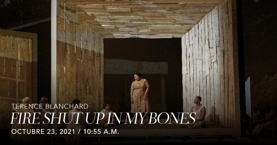 Fire Shut Up in My Bones (Terence Blanchard). Met Live in HD