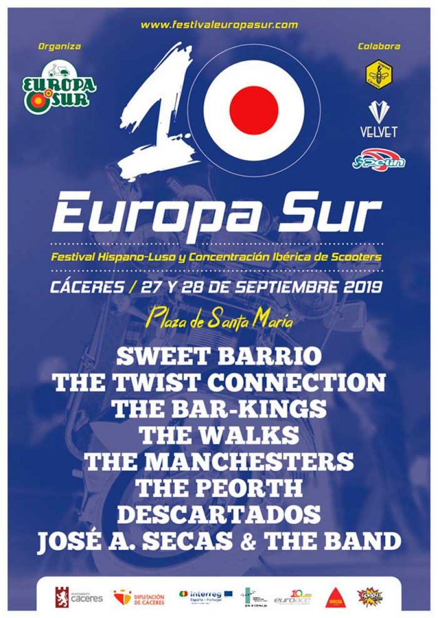 FESTIVAL EUROPA SUR 2019