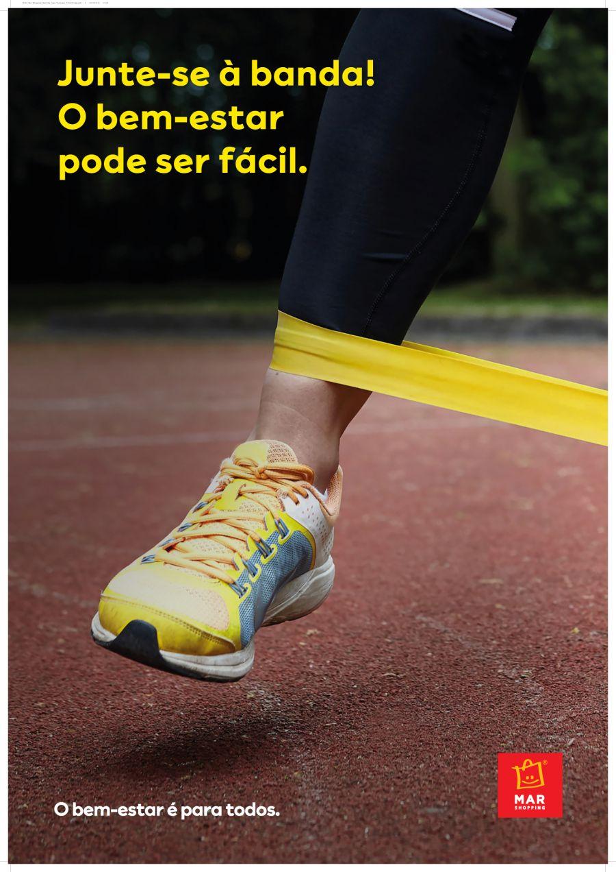 MAR Shopping Matosinhos convida todos a adotar exercício como modo de vida
