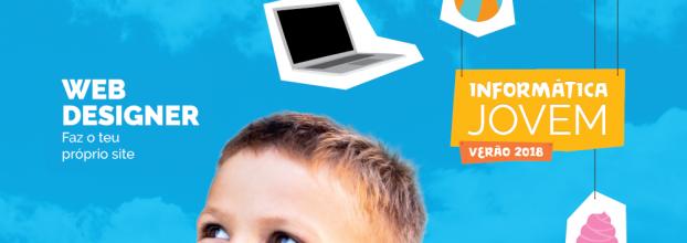 Informática Jovem - Web Designer: faz o teu próprio site