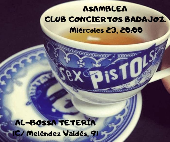 ASAMBLEA CLUB CONCIERTOS BADAJOZ