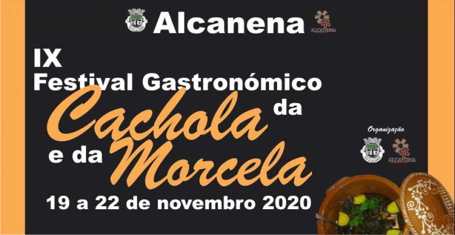 IX Festival Gastronómico da Cachola e da Morcela