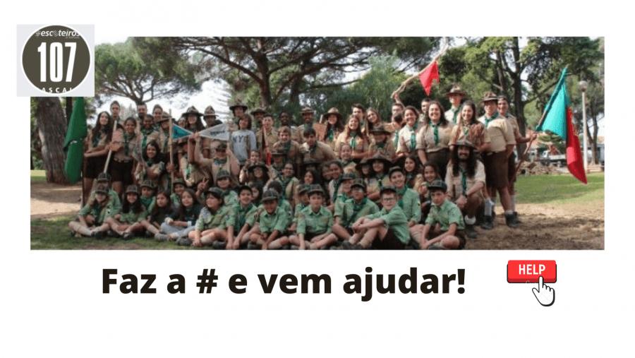 CAMPANHA DE RECOLHA DE ALIMENTOS NÃO PERECIVEIS