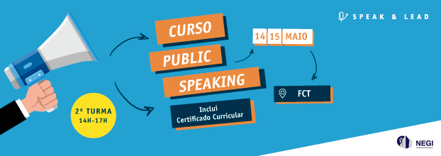 Curso Public Speaking - FCT