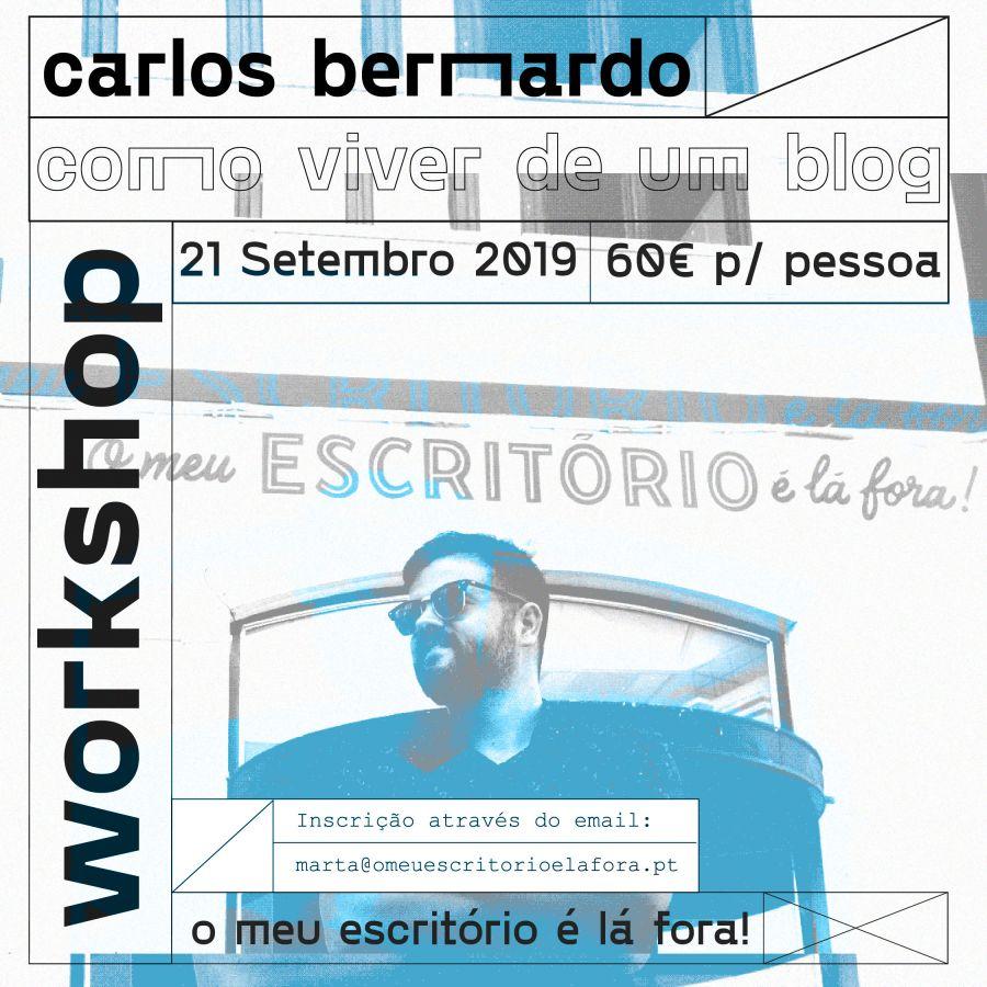 Workshop Como Viver de um Blog