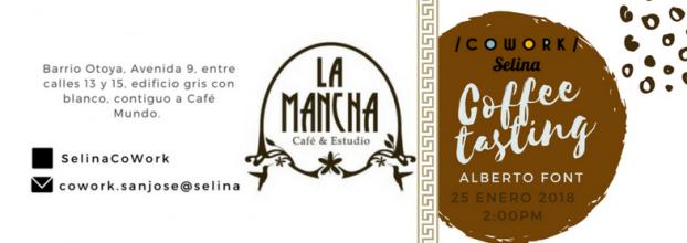 Coffee Tasting con Alberto Font