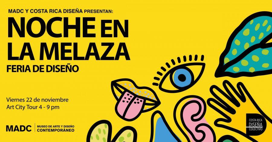 Noche en la Melaza. Feria de diseño. Stands