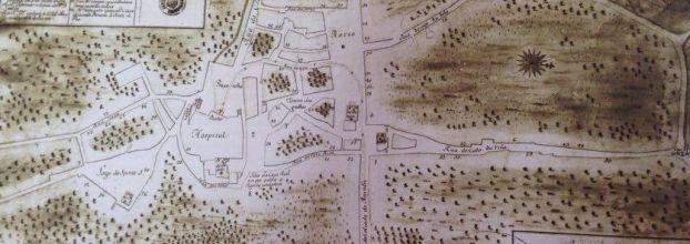 Free-tour: Estratégias de implementação de arruamentos e praças até ao século XVIII - Arqu. Miguel Serieiro Duarte