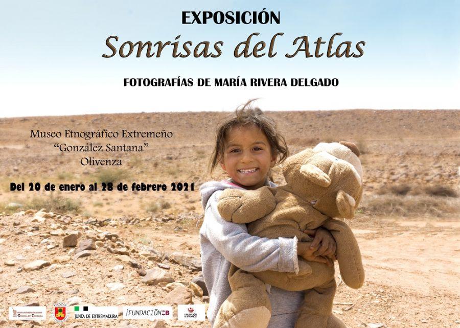 Sonrisas del Atlas. Fotografías de María Rivera Delgado
