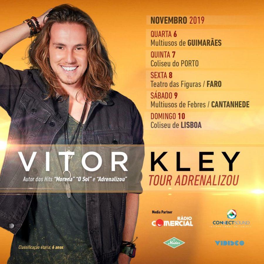 Vitor Kley - Adrenalizou