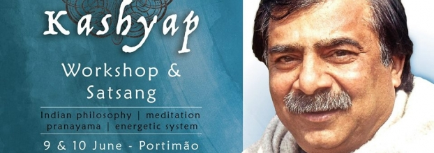 Sanjiv Kashyap Workshop & Satsang