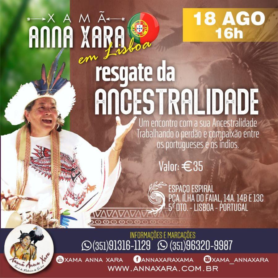 RODA DE RESGATE DA ANCESTRALIDADE