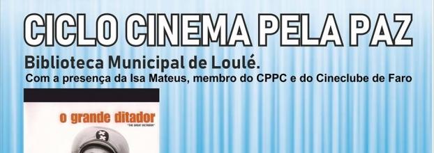 Ciclo de Cinema pela Paz