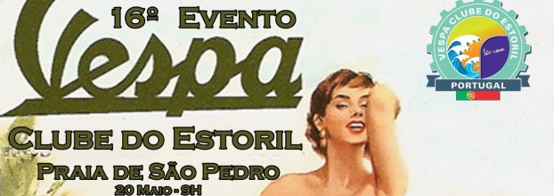 16º encontro Vespa Clube Estoril 2018