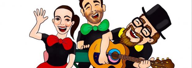 Ei! MARIONETAS 2018 Música com Bebés e Papás | ESPETÁCULO MUSICAL