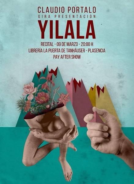 Presentación: YILALA, de Claudio Portalo // Librería La Puerta de Tanhäuser