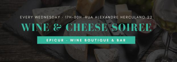 Wine & Chesse Soiree