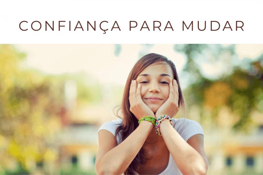 Workshop CONFIANÇA PARA MUDAR