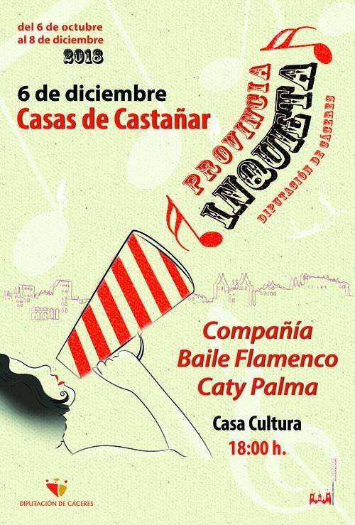 Provincia Inquieta | COMPAÑÍA DE BAILE FLAMENCO CATY PALMA