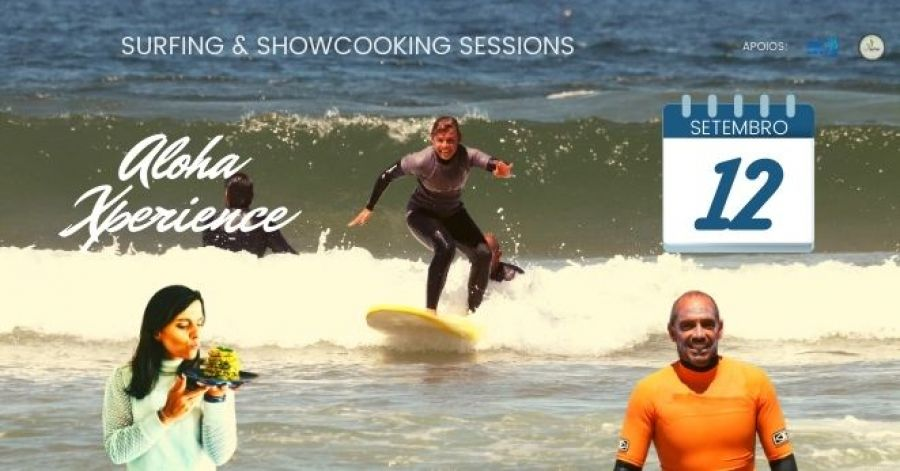 ALOHA XPERIENCE - SURFING & SHOWCOOKING SESSIONS