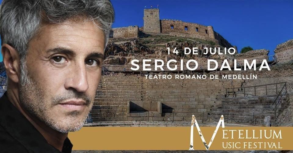 Sergio Dalma - Metellium Music Festival 2018