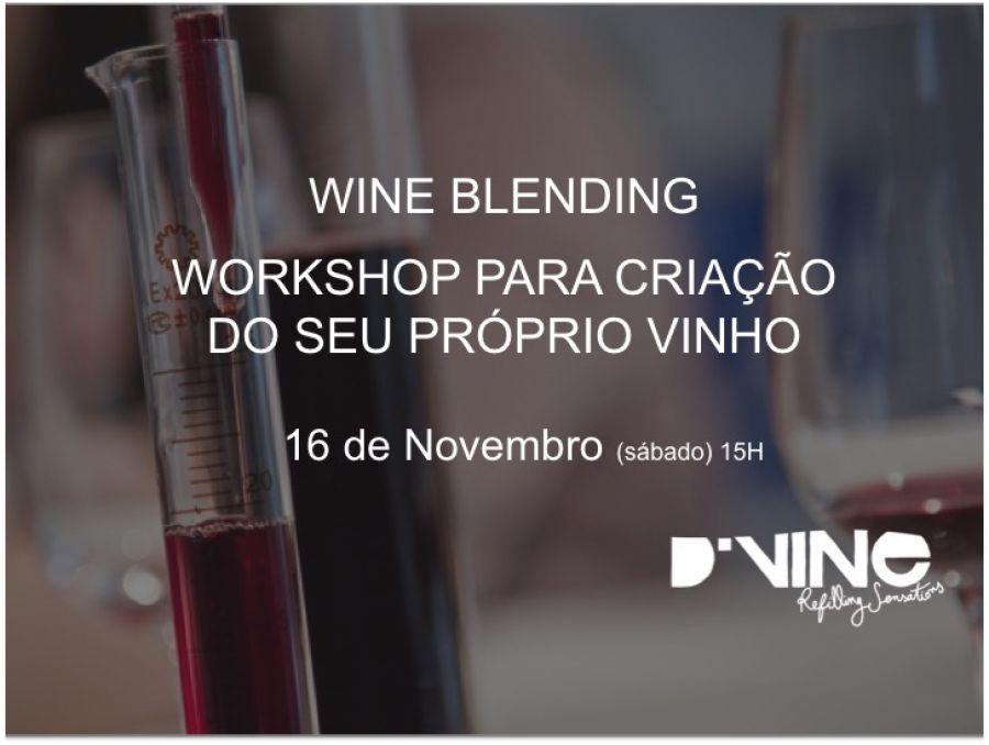 Workshop Wine Blending