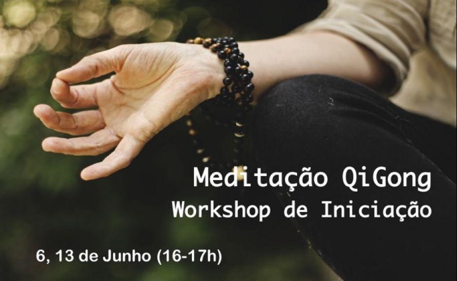 Workshop de Iniciação à Meditação QiGong