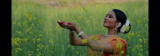 'Naari: Honrando o Feminino' - Dança Clássica Indiana