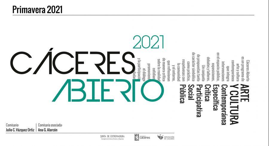CÁCERES ABIERTO 2021