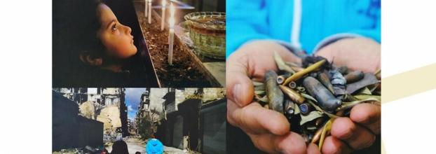 Exposición: 'Buenos días desde el cielo de Alepo'