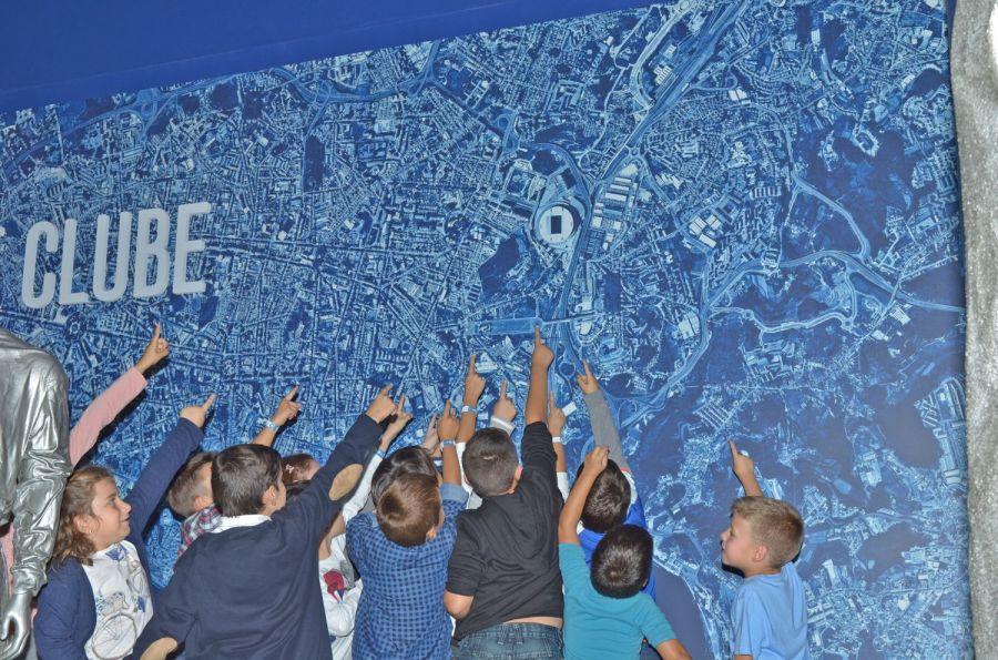 Dia Mundial da Criança com promoção no Tour FC Porto