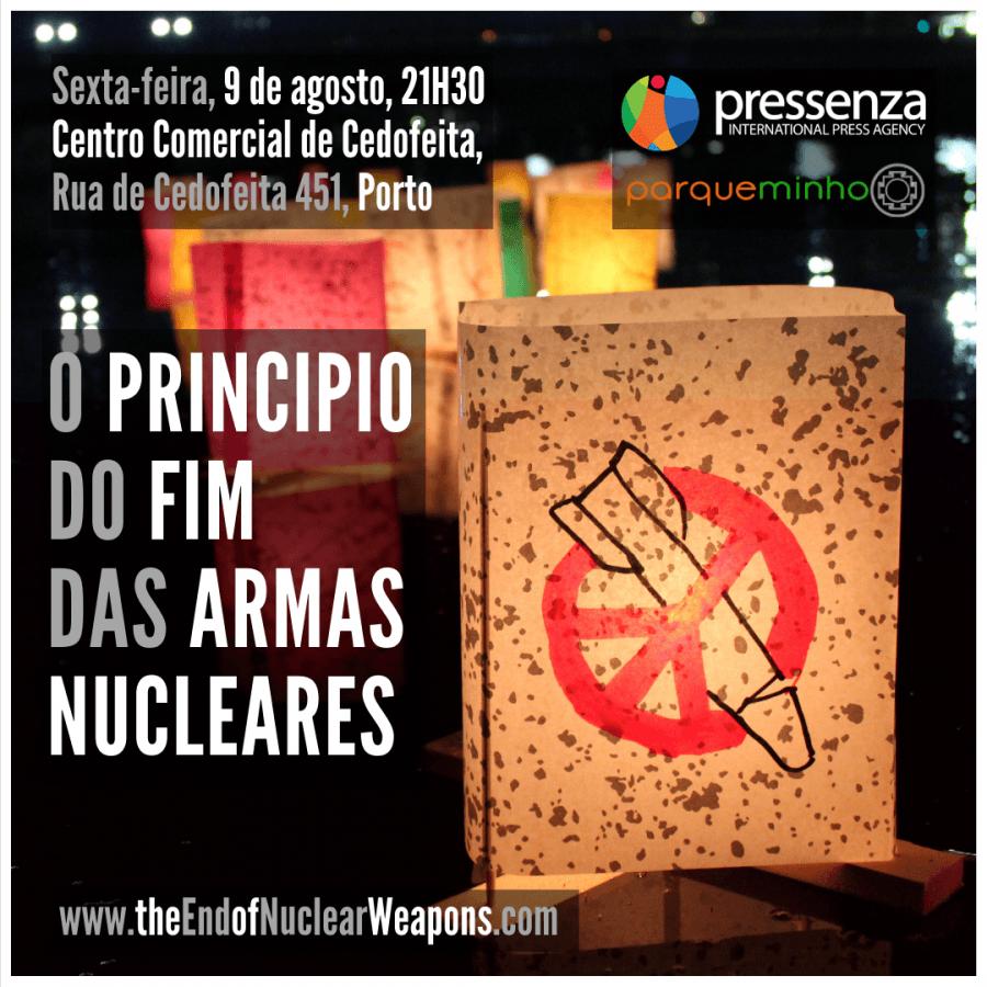O princípio do fim das armas nucleares