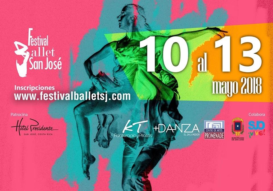 3er Festival de Ballet San José