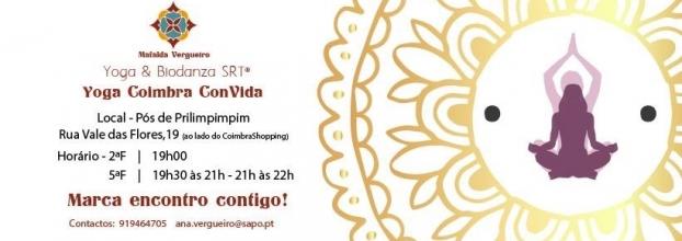 Coimbra Com+Vida - Yoga
