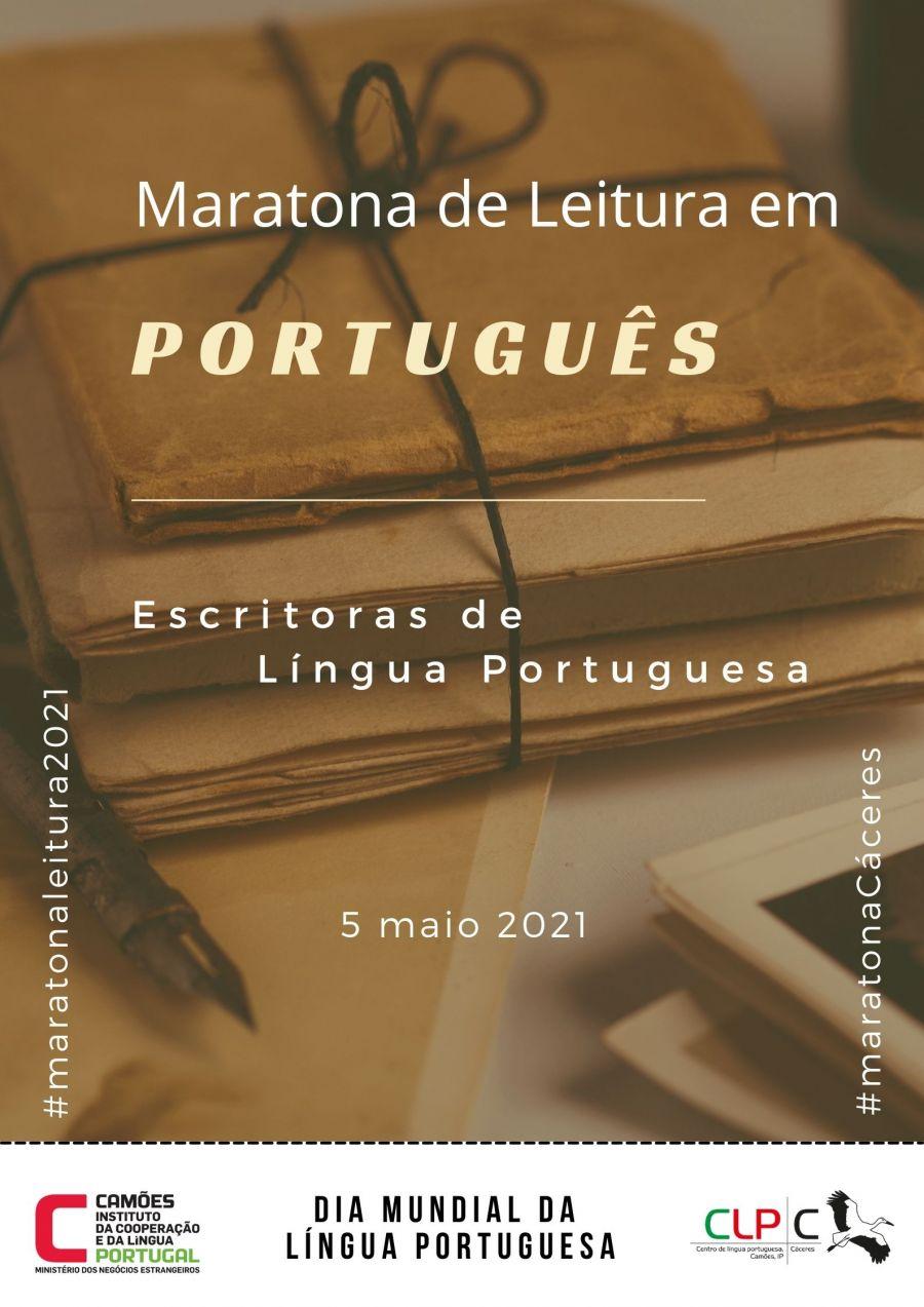 Maratona de Leitura em Português