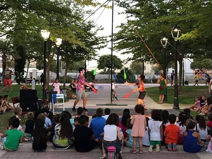 Festival ANIMAJERTE || Los 7 pasos de Lios y Remedios - Compañía Circo Circulum