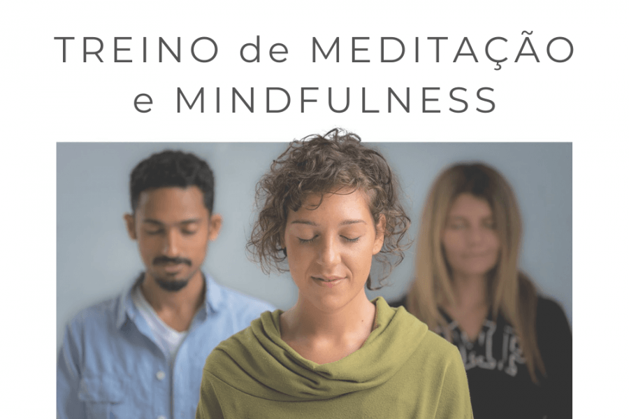 Treino de Meditação e Mindfulness