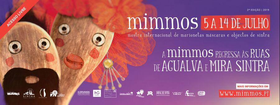 mimmos - mostra internacional de marionetas, máscaras e objectos de sintra