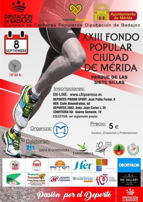 XXIII Fondo Popular Ciudad de Mérida